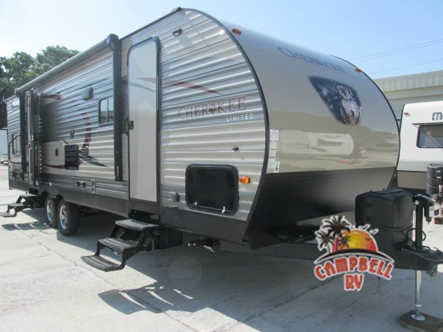 Cherokee travel trailer