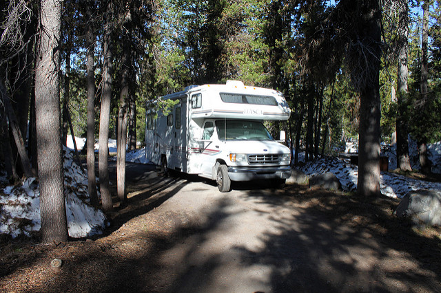 Campground Etiquette Tips