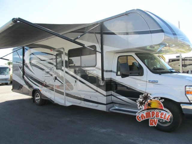 A great looking Class C-the Forest River RV Forester