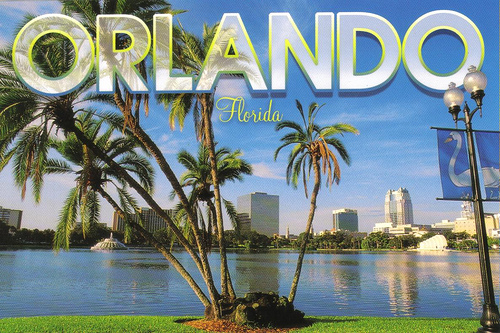 Come see Orlando in a Campbell RV Rental!