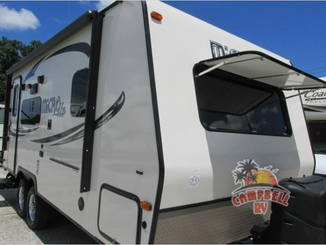 Come explore Campbell's travel trailers.