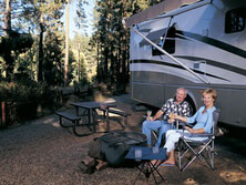 Extended RV Warranty Campbell RV Customers