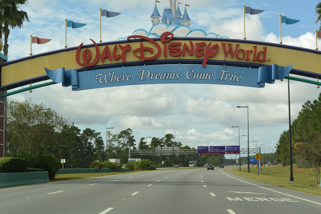 On the Road to Disney