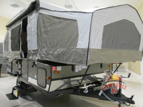 Pop-Up C&er Whether canvas ... & Reasons to Buy a Pop-Up Camper - Campbell RV Blog