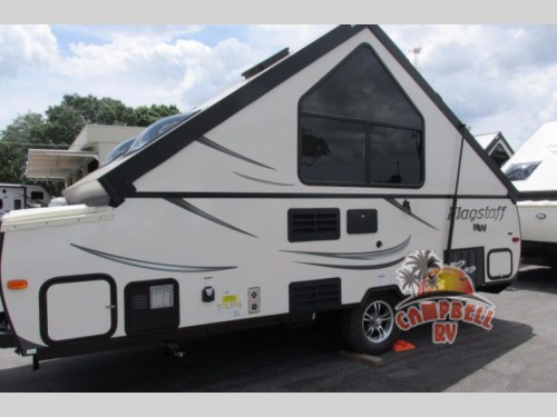 Folding Pop-Up Camper