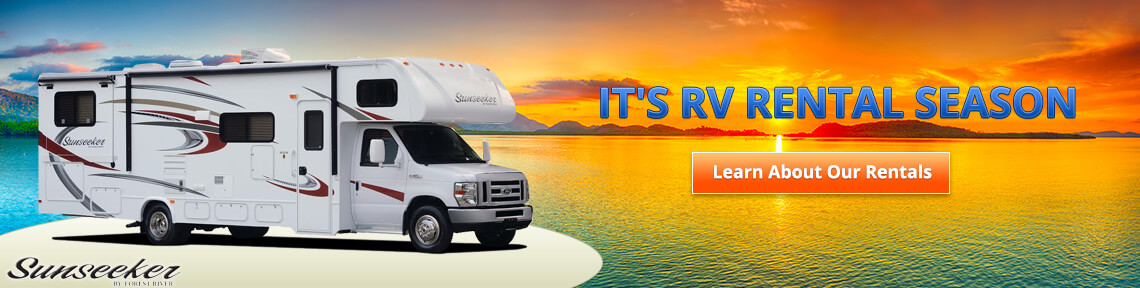 Campbell RV Rental Season