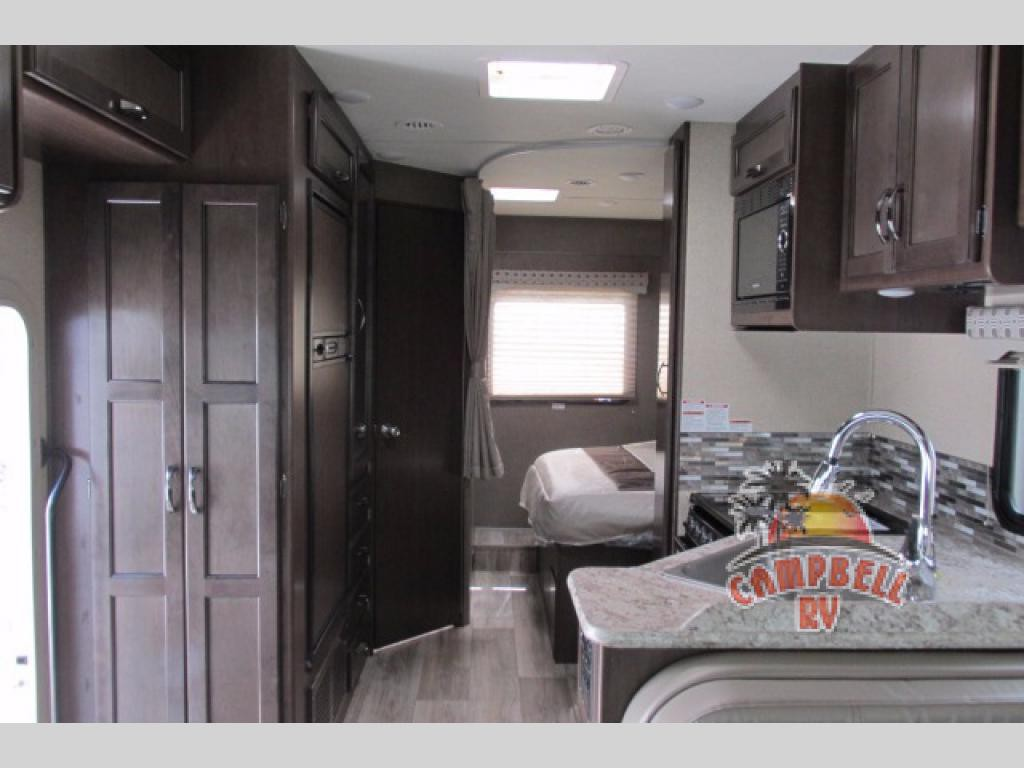 Four Winds RV Inside Campbell