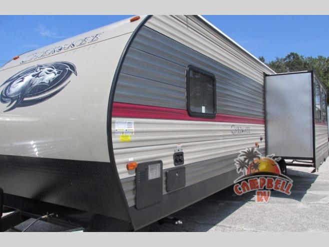 Campbell Travel Trailer 2