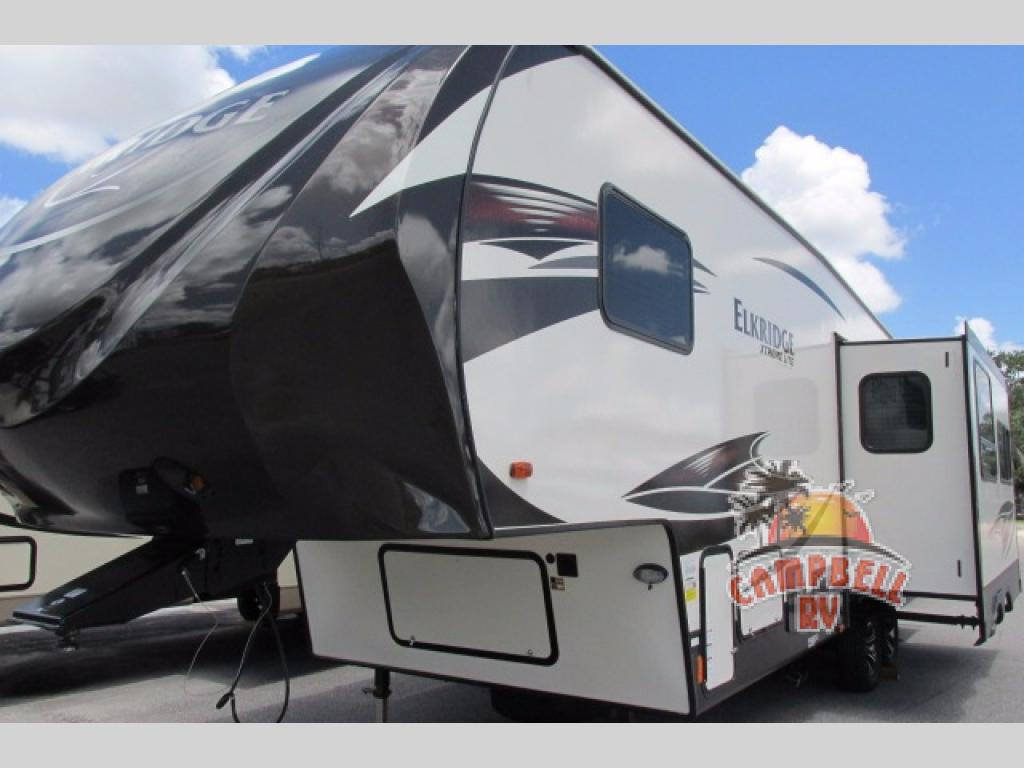 Elkridge Fifth Wheel Campbell
