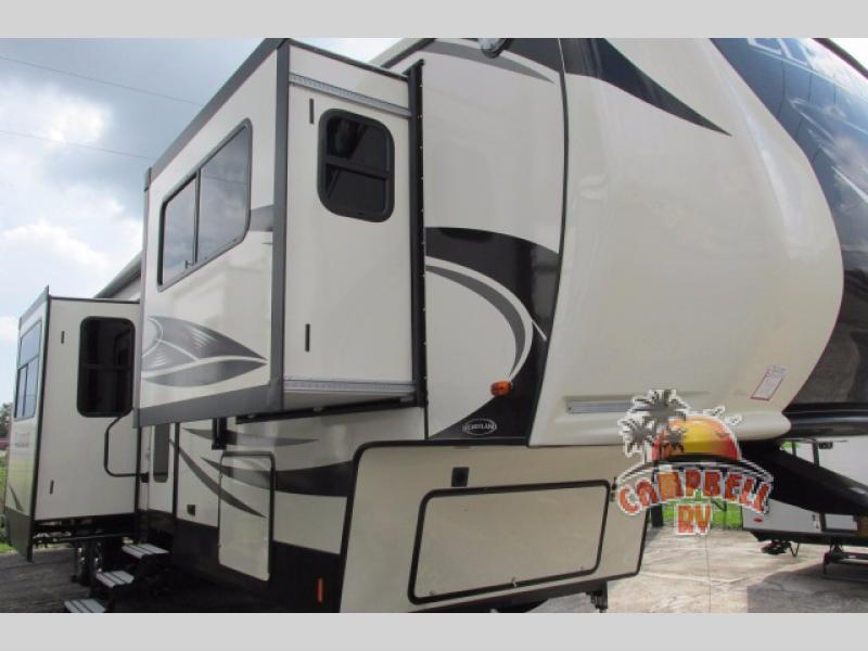 Heartland Elkridge Fifth Wheel