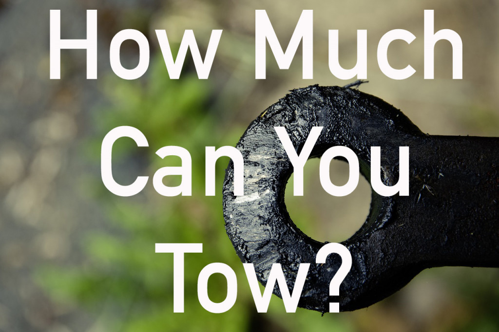 How Much Can You Tow