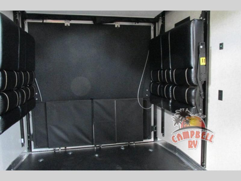 Wolf pack Cargo space